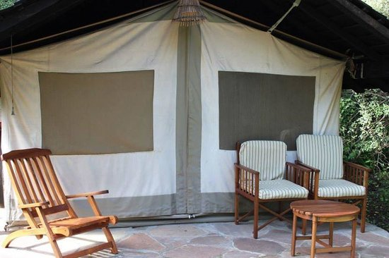 Sarova Mara Game Camp: Camp