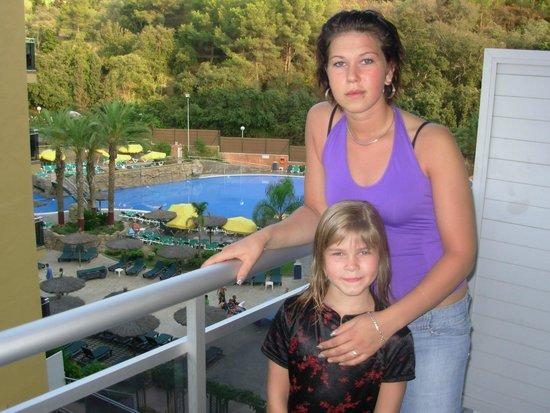 Rosamar Garden Resort: chambre des enfants
