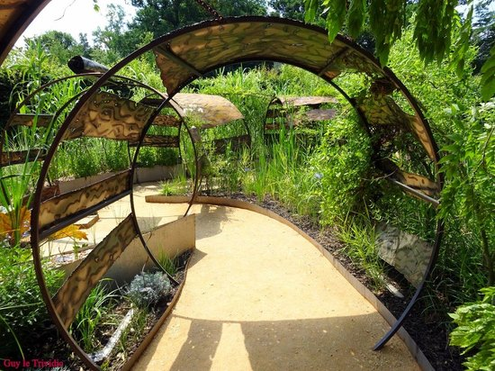 Un des jardins remarquables le jardin d ch n picture for Jardin remarquable