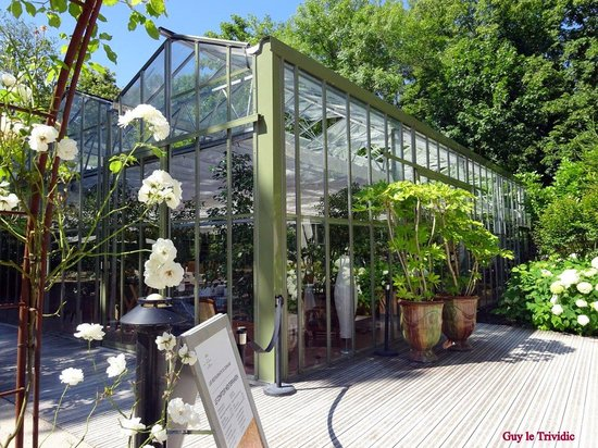 Domaine de Chaumont-sur-Loire : un des restaurants