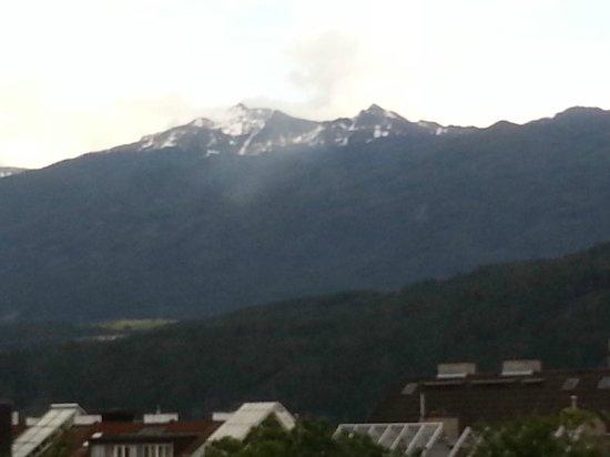 Hilton Innsbruck: Room View