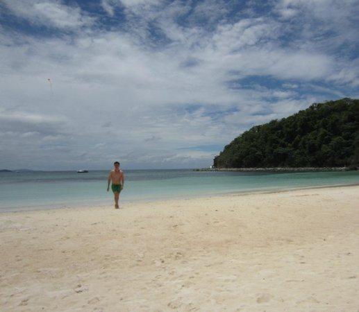 Fairways & Bluewater: Private Beach