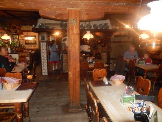 Zum Gulden Stern: Inside