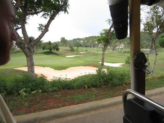 Fairways & Bluewater: Golf Area