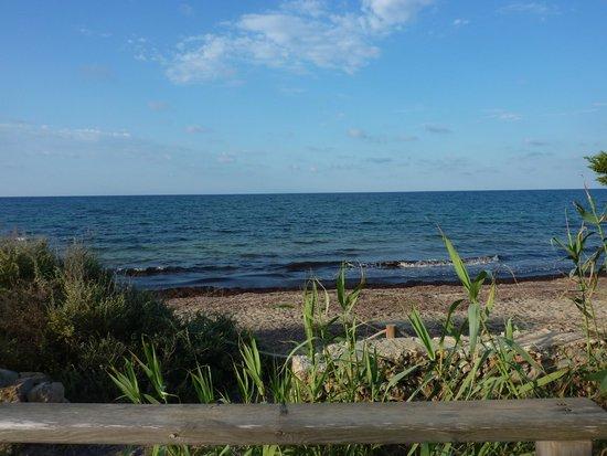 Hostal Sol i Mar: Vous serez les pieds dans l'eau