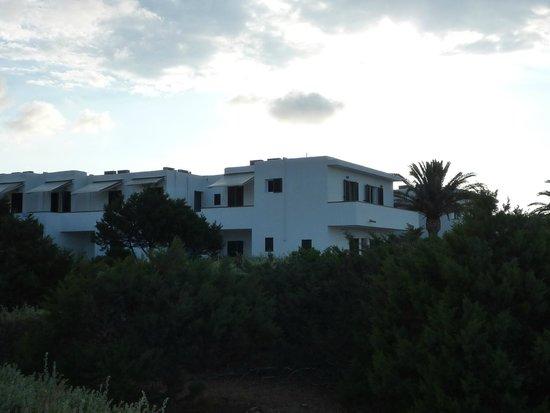 Hostal Sol i Mar: L'établissement noyé dans la verdure