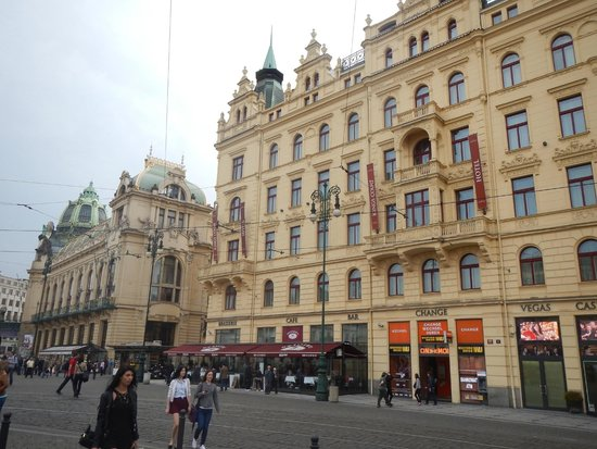 Hotel Kings Court : Aussenansicht