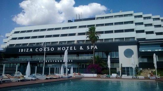 Ibiza Corso Hotel & Spa : Hotel