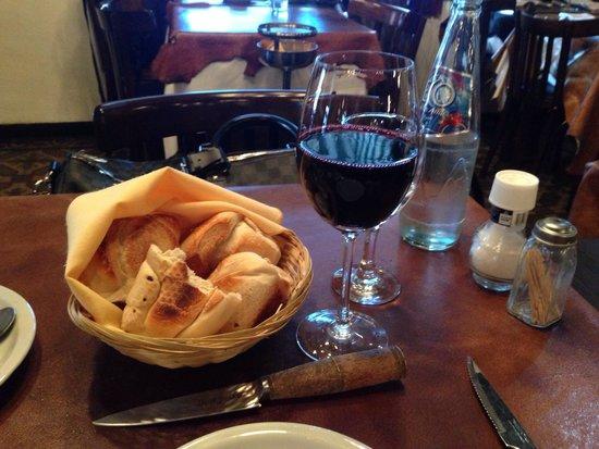 Don Julio: Хлеб и вино