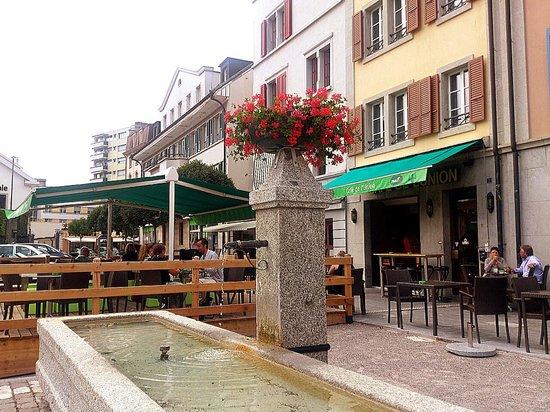 Bulle - Café Restaurant de l'Union