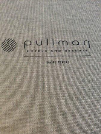 Pullman Basel Europe Hotel : Hotel info