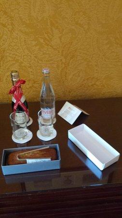 Hôtel Barrière Le Royal Deauville : Cadeau de bienvenue compris dans notre pack