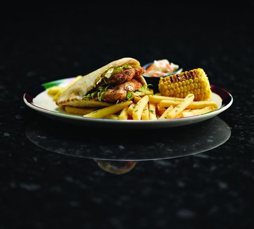 Frankie and Benny's: Chicken Wrap