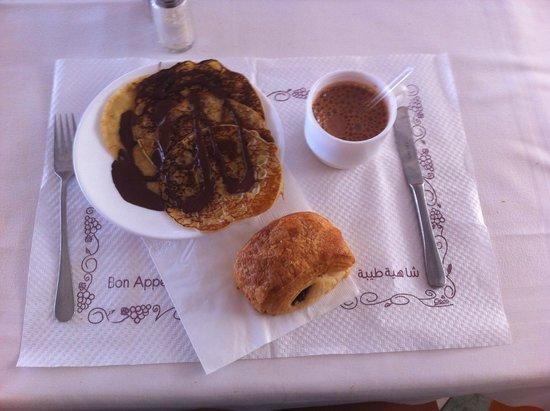 Hotel Al Jazira Beach & Spa : Petit Dej Gourmand