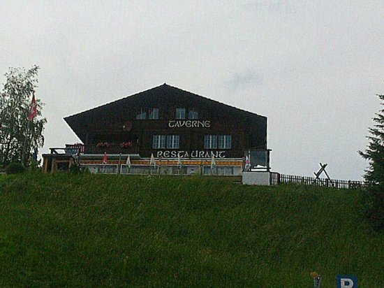 Boltigen - Taverne Jaunpass