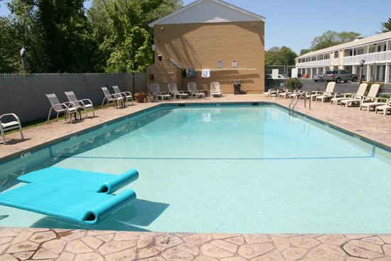 Cape Colony Inn: Pool