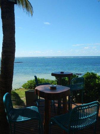 Solana Beach: Beach bar