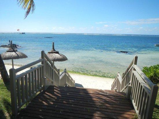 Solana Beach : Stairs to beach