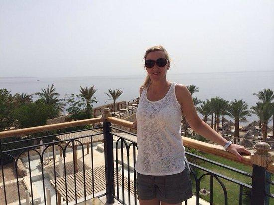 The Grand Hotel Sharm El Sheikh: Wonderful views