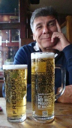 Notting Hill: se bebe buena cerveza