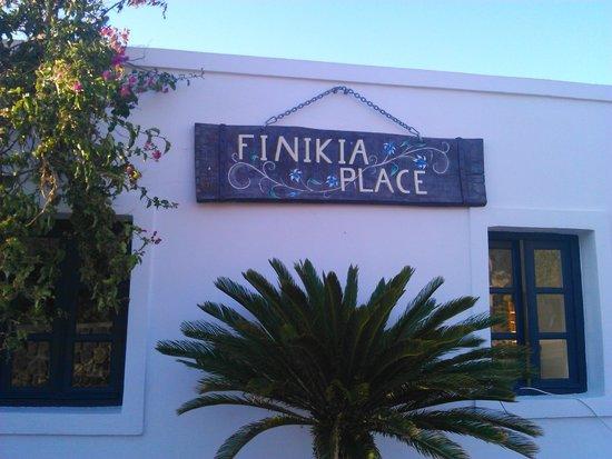 Finikia Memories: Entrée