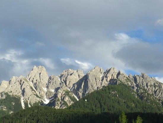 Parkhotel Bellevue: Dolomiten