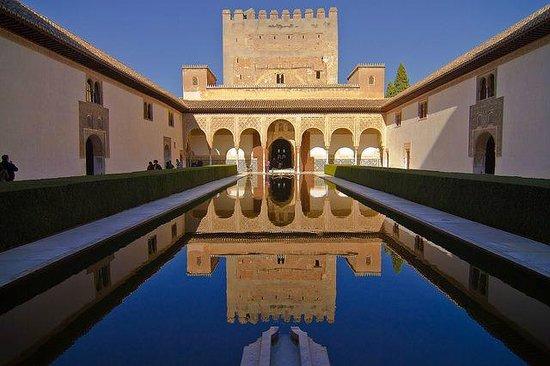 El Granado: The beautiful Alhambra
