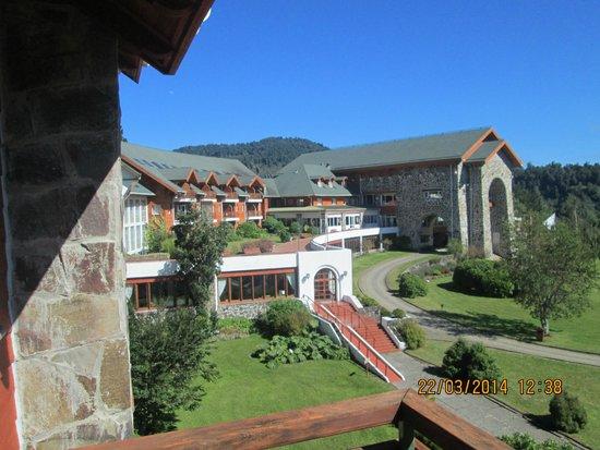 Termas Puyehue Wellness & Spa Resort: Hermosas vistas