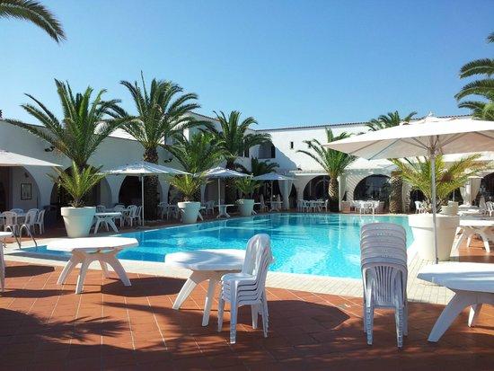 Centro Vacanze Poker: Süßwasserpool