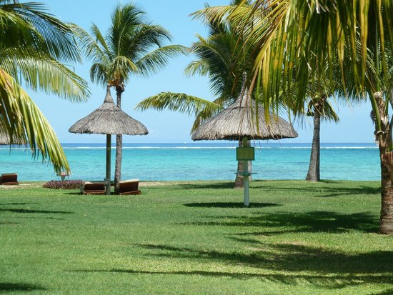 Dinarobin Beachcomber Golf Resort & Spa: Lagon