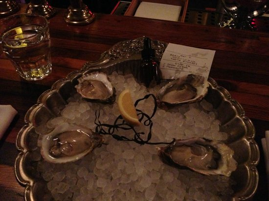 Kimball House : Oysters