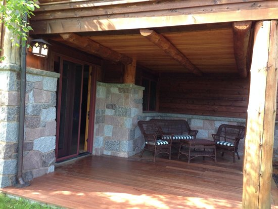 The Whiteface Lodge: Terrace junior suite
