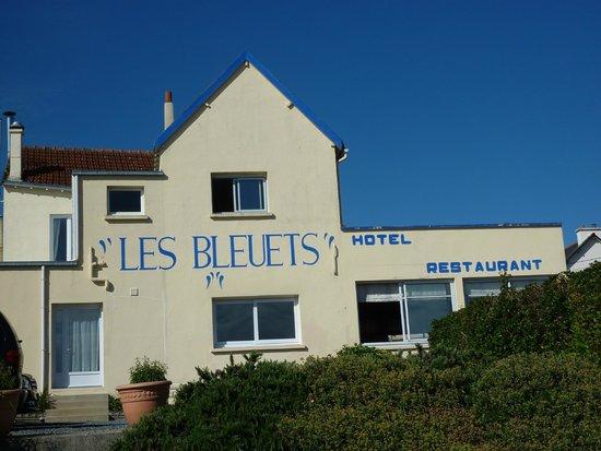 Les Bleuets : the Hotel