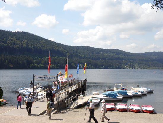 \lake Titisee