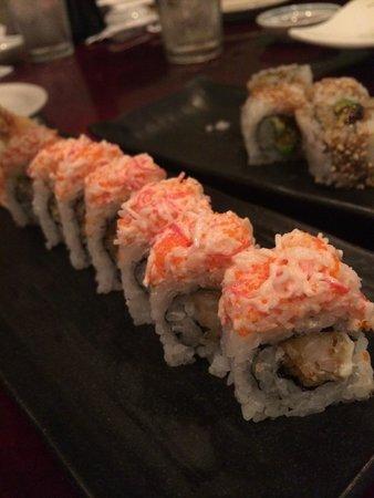 Yuki Japanese Restaurant: Sushi!