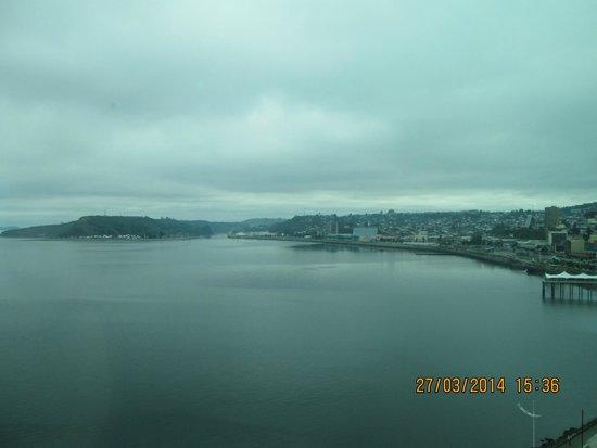 Holiday Inn Express Puerto Montt: Vista desde la habitación