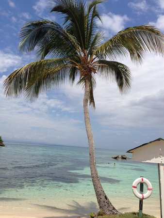 Luxury Bahia Principe Cayo Levantado Don Pablo Collection : Calm beach