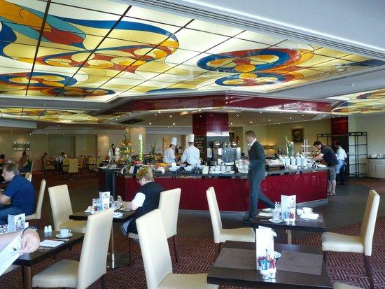 Hotel Palace Berlin: Frühstücksraum
