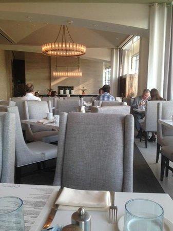 Le Meridien Arlington : место нашего завтрака