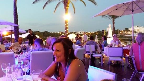 Yacht Club Cala d'Or : Yacht Clud view