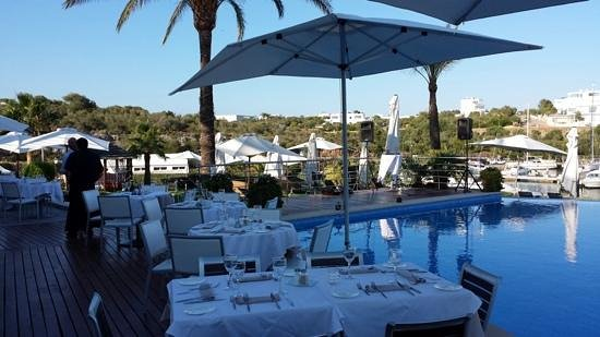 Yacht Club Cala d'Or : Fantastic view and setting