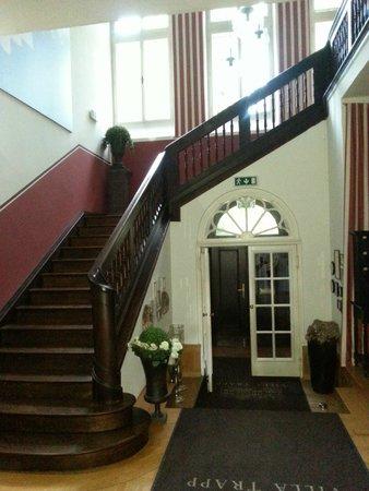 Villa Trapp : The Children's Staircase
