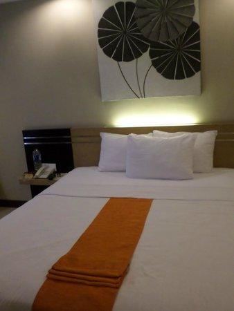The Sunset Bali Hotel: Kamar