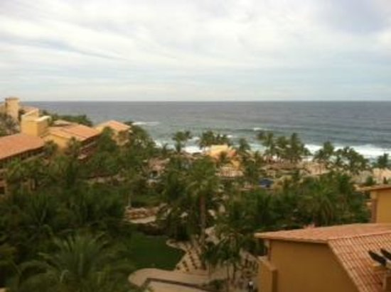 Grand Fiesta Americana Los Cabos All Inclusive Golf & Spa: Overview from lobby