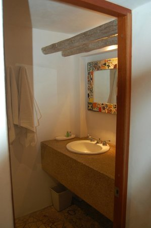 Mi Casa en Cozumel: Bathroom at Mango room