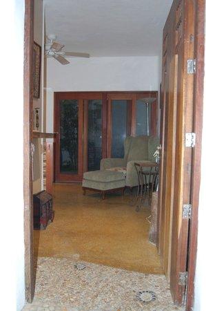 Mi Casa en Cozumel : Entrance to Mango room