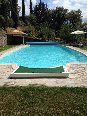 Borgo Casa al Vento : Piscina
