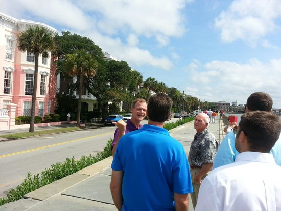 Southern Accent Tours: Richard sharing his city.