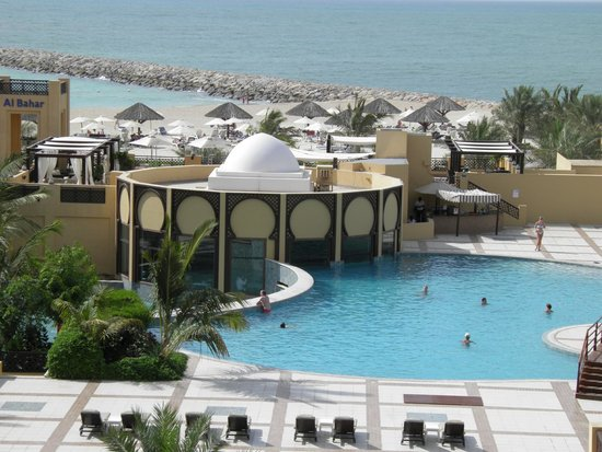 Hilton Ras Al Khaimah Resort & Spa: Adults Pool