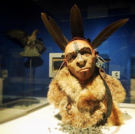 Museo de la Evolución Humana: Neandertal